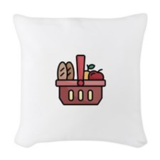 Postcard - Fort Bragg, NC Canvas Lunch Tote