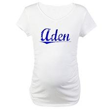 Aden, Blue, Aged Shirt