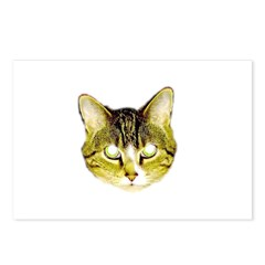 I LOVE MY CAT Postcards (Package of 8)