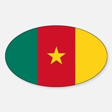 Flag of Cameroon Decal