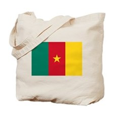 Flag of Cameroon Tote Bag