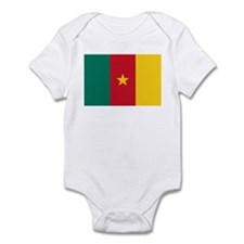 Flag of Cameroon Infant Bodysuit