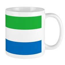 Flag of Sierre Leone Mug
