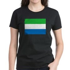 Flag of Sierre Leone Tee