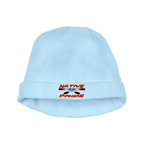 NATIVE PRIDE baby hat