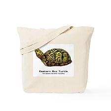 Eastern Box Turtle Tote Bag