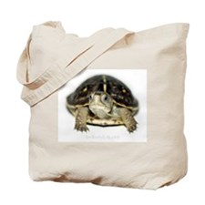 Box Turtle Tote Bag