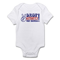 DROP TUITION Not Bombs! Baby creeper