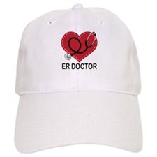ER Doctor Baseball Cap