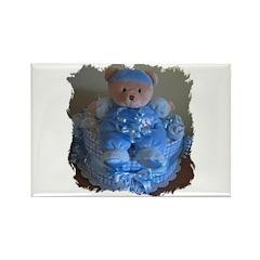 BEAR BUDDY Rectangle Magnet (10 pack)