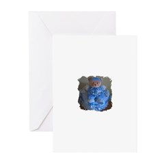 twins announcement Greeting Cards (Pk of 10)