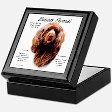 Sussex Spaniel Keepsake Box