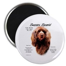 Sussex Spaniel Magnet