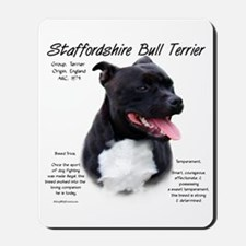 Staffordshire Bull Mousepad
