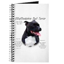 Staffordshire Bull Journal