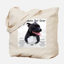 Staffordshire Bull Tote Bag
