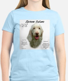 Spinone Italiano Women's Pink T-Shirt