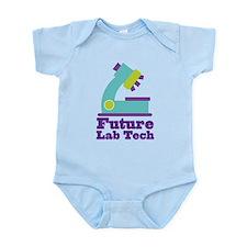 Future Lab Tech Infant Bodysuit