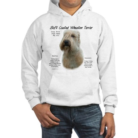 Soft Coated Wheaten Hooded Sweatshirt