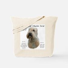 Soft Coated Wheaten Tote Bag