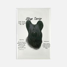 Skye Terrier Rectangle Magnet