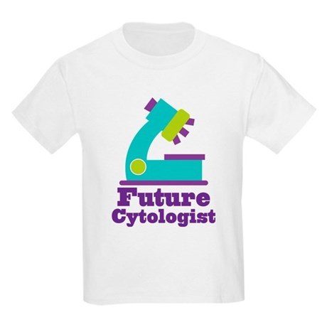 Future Cytologist Kids Light T-Shirt