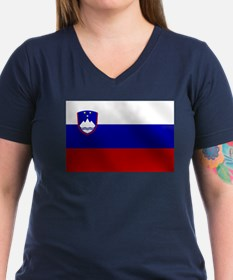 Flag of Slovenia Shirt