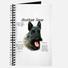 Scottish Terrier (brindle) Journal