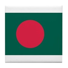 Bangladesh Tile Coaster