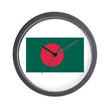 Bangladesh Wall Clock