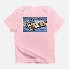 Lake Charles Louisiana Greetings Infant T-Shirt