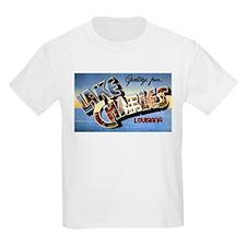 Lake Charles Louisiana Greetings T-Shirt