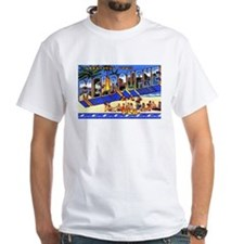 Melbourne Florida Greetings Shirt