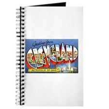 Cleveland Ohio Greetings Journal