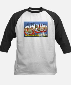 Cleveland Ohio Greetings Tee