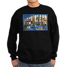 Cleveland Ohio Greetings Sweatshirt
