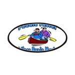 Paddle Faster Canoe Patches