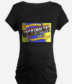 Cincinnati Ohio Greetings T-Shirt