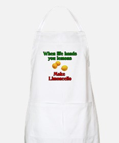 When Life Hands You Lemons BBQ Apron