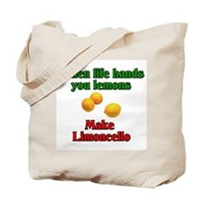 When Life Hands You Lemons Tote Bag