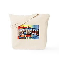 Cincinnati Ohio Greetings Tote Bag