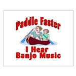 Paddle Faster Small Poster