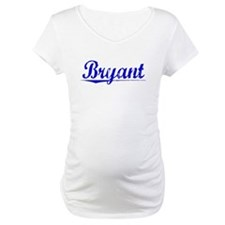 Bryant, Blue, Aged Shirt