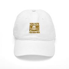 Paddle Faster Hear Banjos Baseball Cap