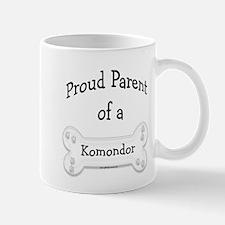 Proud Parent of a Komondor Mug