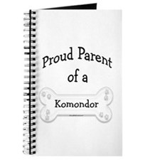 Proud Parent of a Komondor Journal