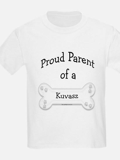 Proud Parent of a Kuvasz Kids T-Shirt