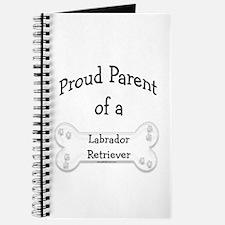 Lab Proud Parent Journal