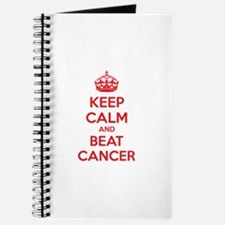 Keep calm and beat cancer Journal