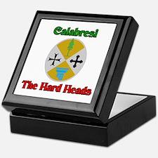 Calabresi The Hard Heads Keepsake Box